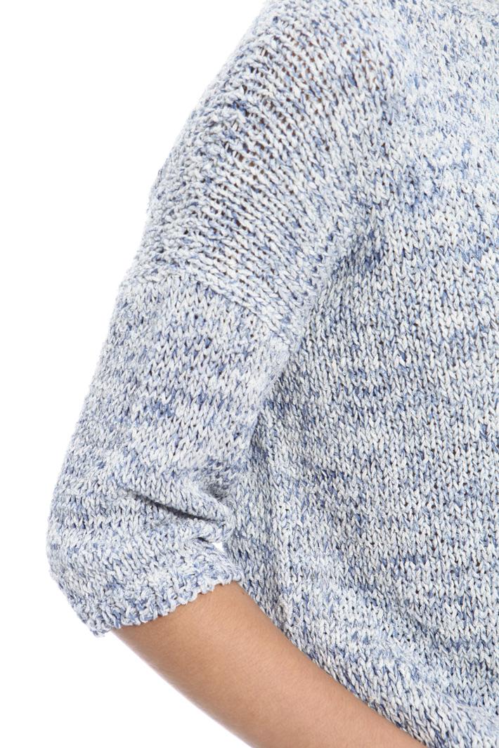 Maglia boxy in cotone Fashion Market