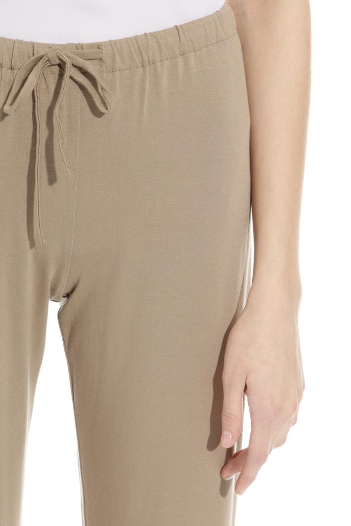 Pantalone in jersey viscosa Fashion Market