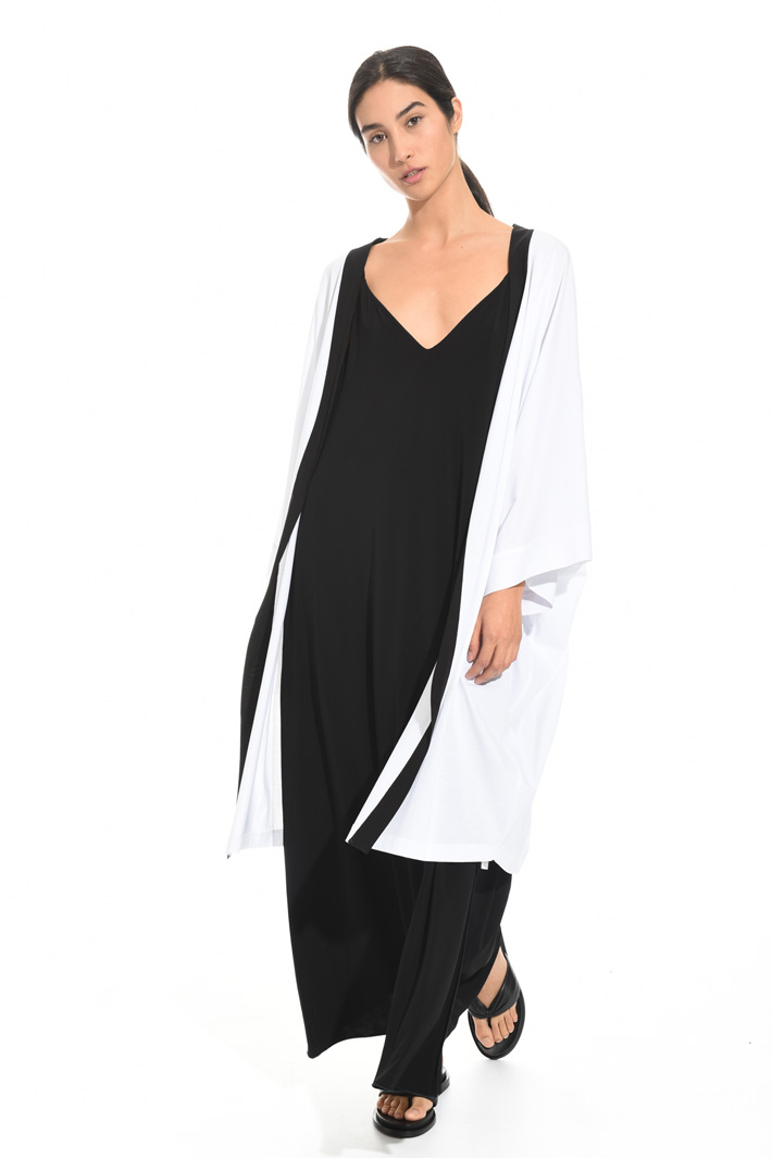 Kimono in jersey di cotone Fashion Market