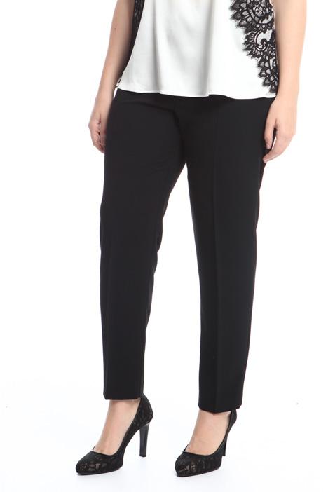 Pantalone in fluido crêpe  Fashion Market