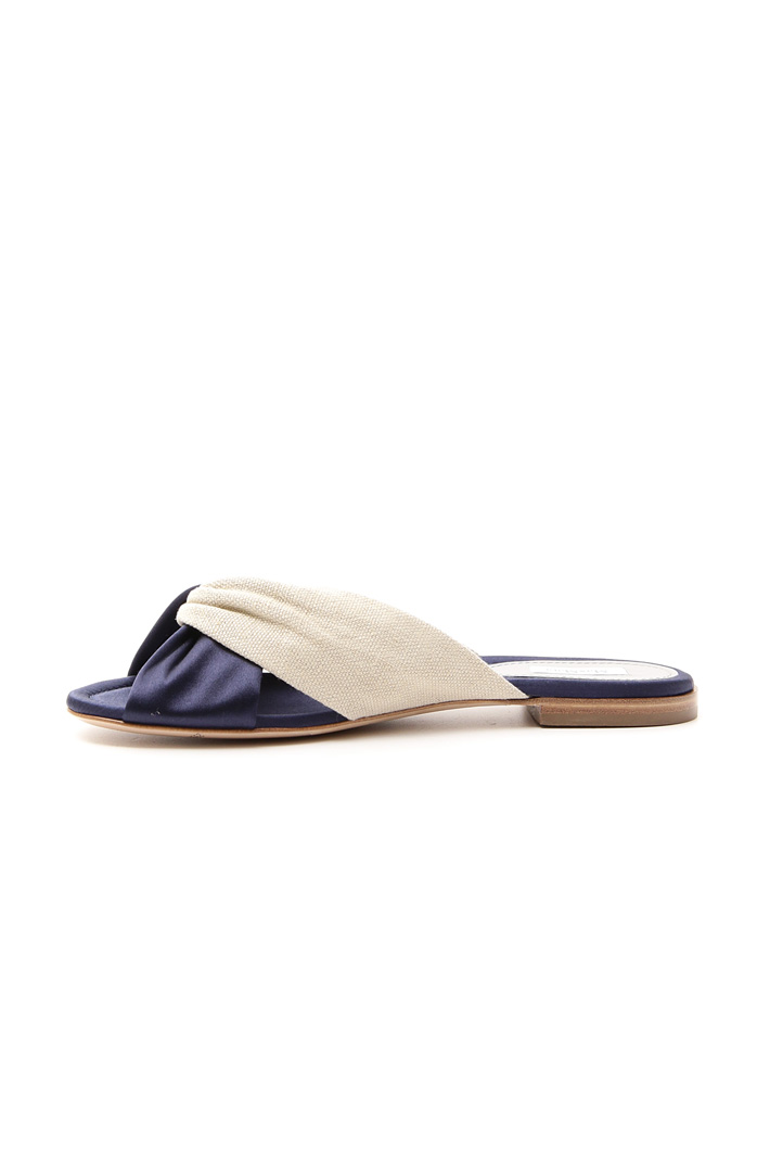 Sandalo con intreccio Fashion Market