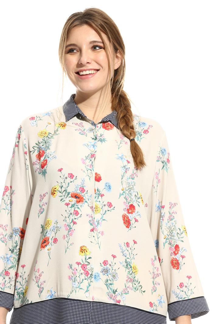 Camicia in viscosa fluida Fashion Market
