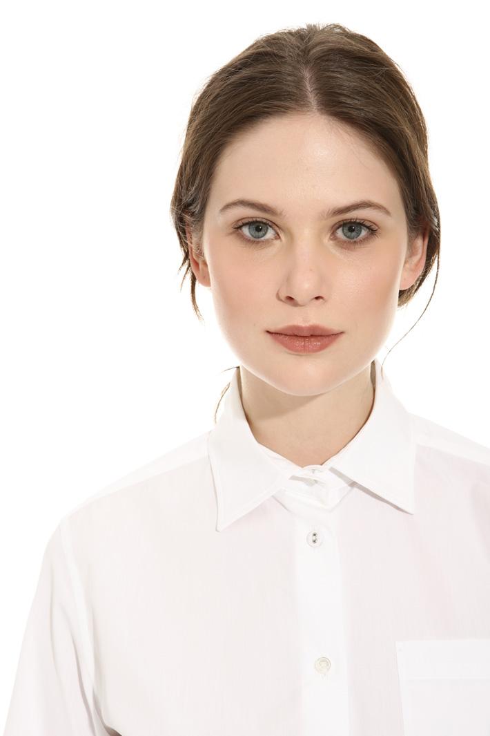 Camicia in popeline Fashion Market