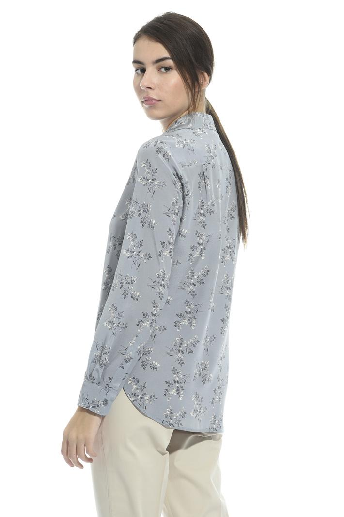 Camicia in seta stampata Fashion Market