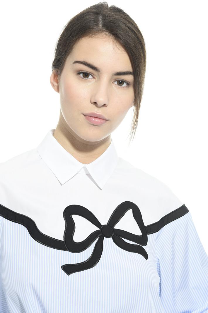 Casacca con colletto a camicia Fashion Market