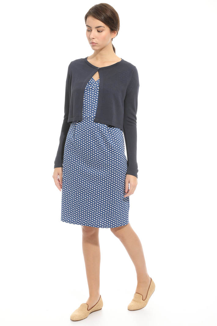 Coprispalle in maglia Fashion Market