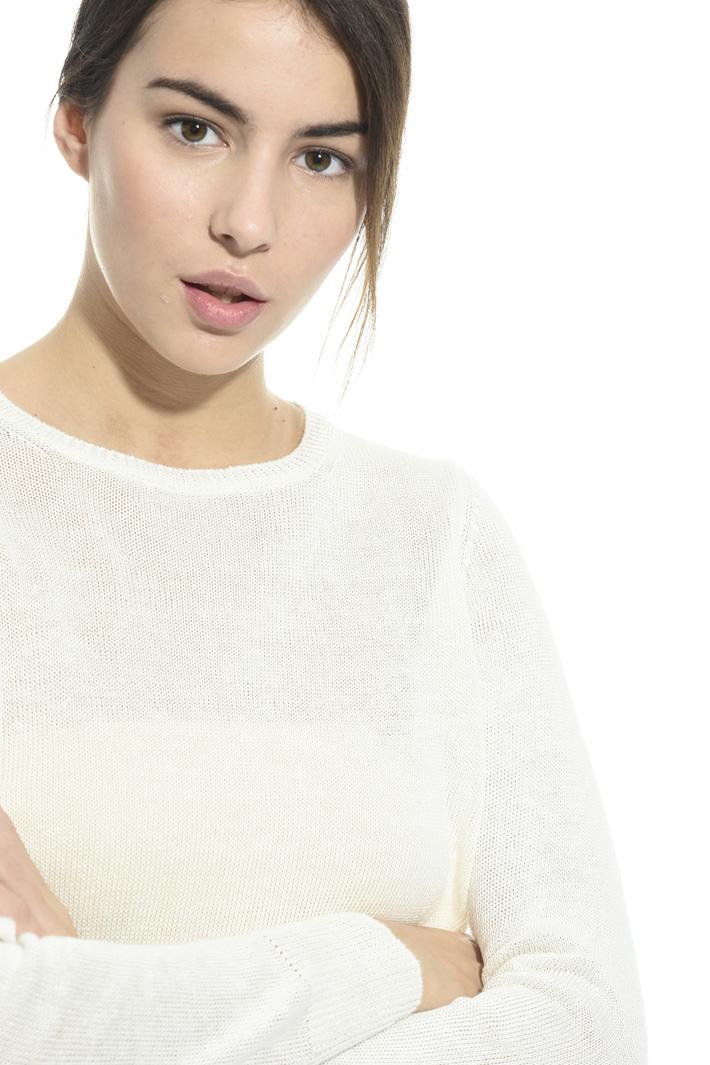 Maglia in filato di lino Fashion Market