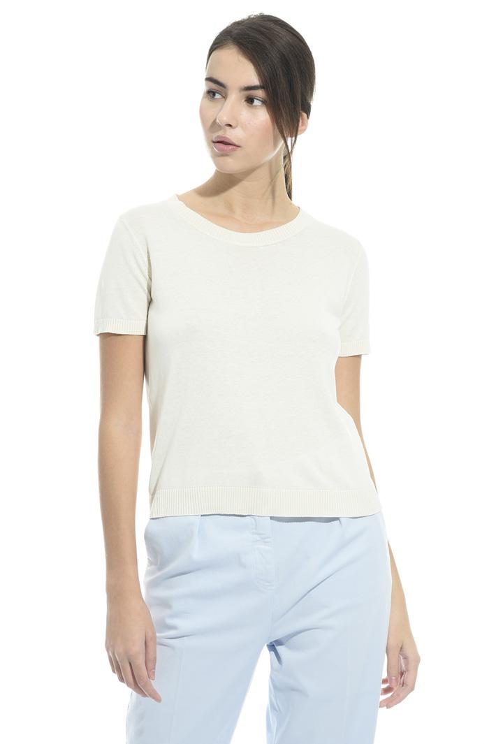 T-shirt in maglia Fashion Market