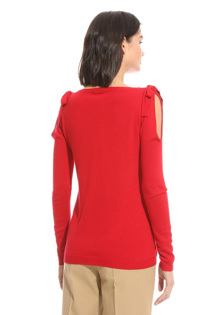 Maglia con cut-out Fashion Market