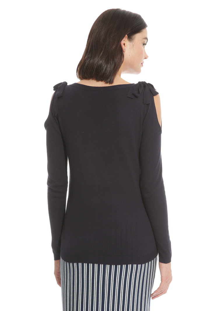 Maglia con cut-out Fashion Market