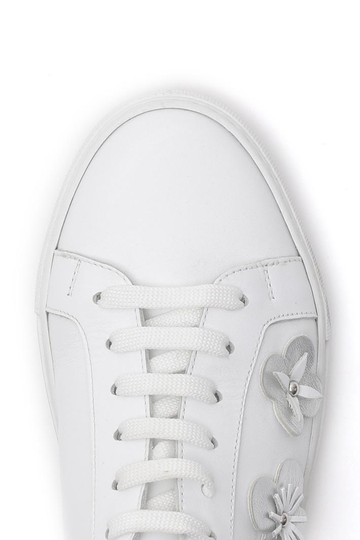 Sneakers con applicazioni Fashion Market
