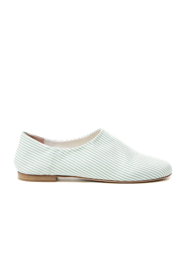 Pantofola in tessuto Fashion Market