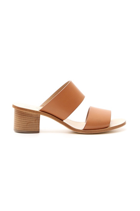 Sandalo in cuoio Fashion Market