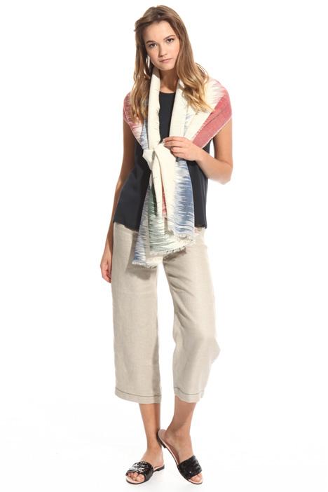 Sciarpa in cotone jacquard Fashion Market