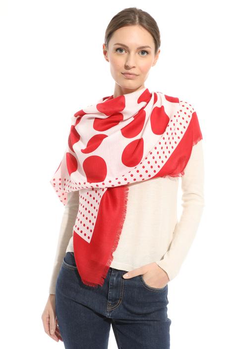 Sciarpa in misto lana Fashion Market