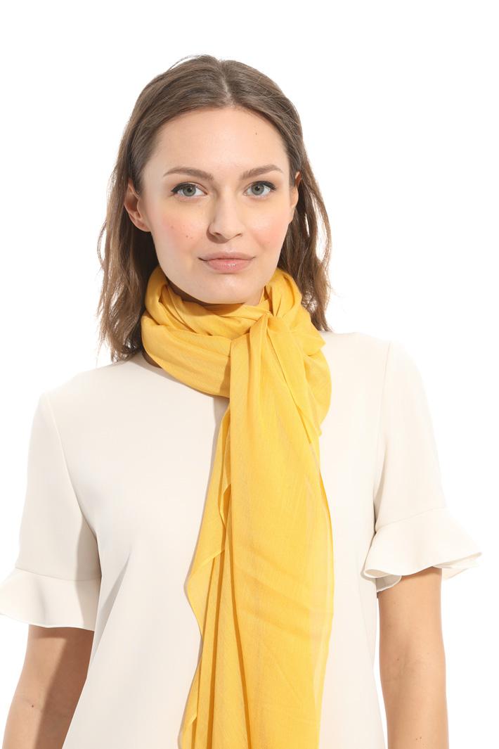 Sciarpa in viscosa tinta unita Fashion Market