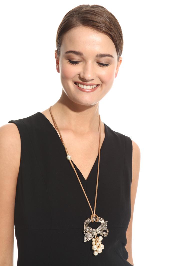 Collana con pendente gioiello Fashion Market