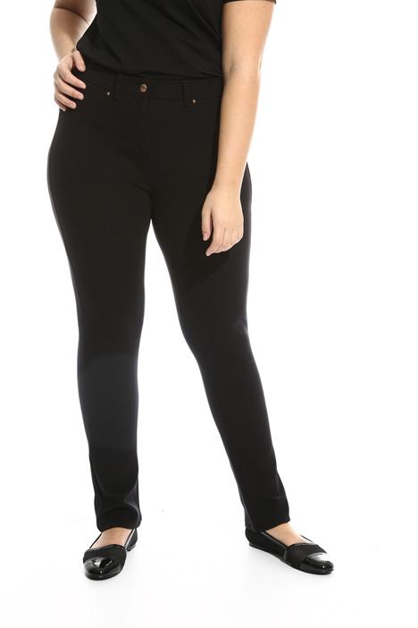 Pantalone skinny in jersey Fashion Market