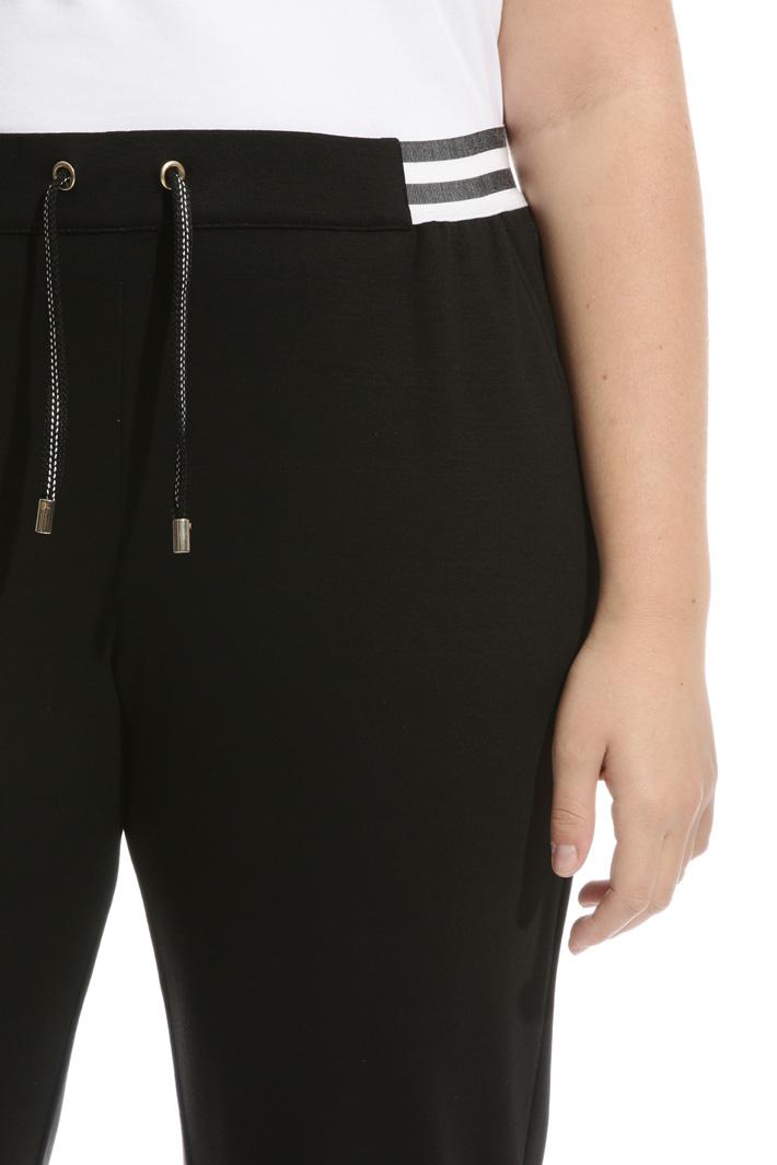 Pantaloni jogging in jersey Fashion Market