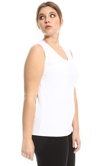 Top in jersey di cotone Fashion Market