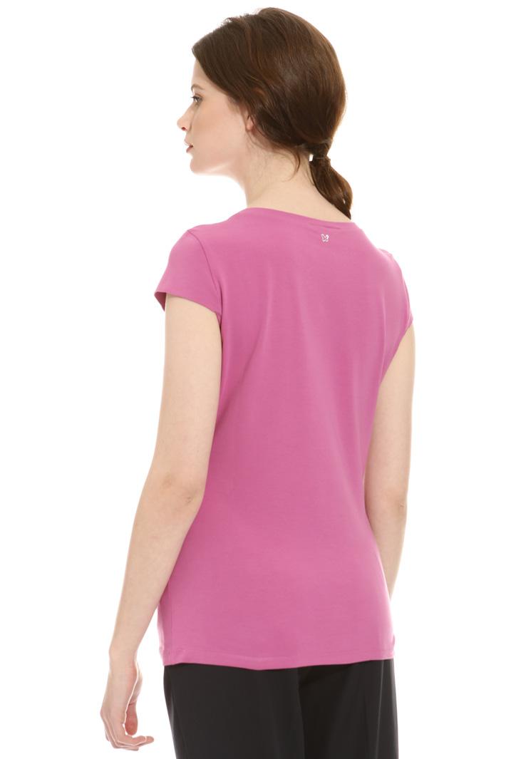 T-shirt in jersey interlock Fashion Market