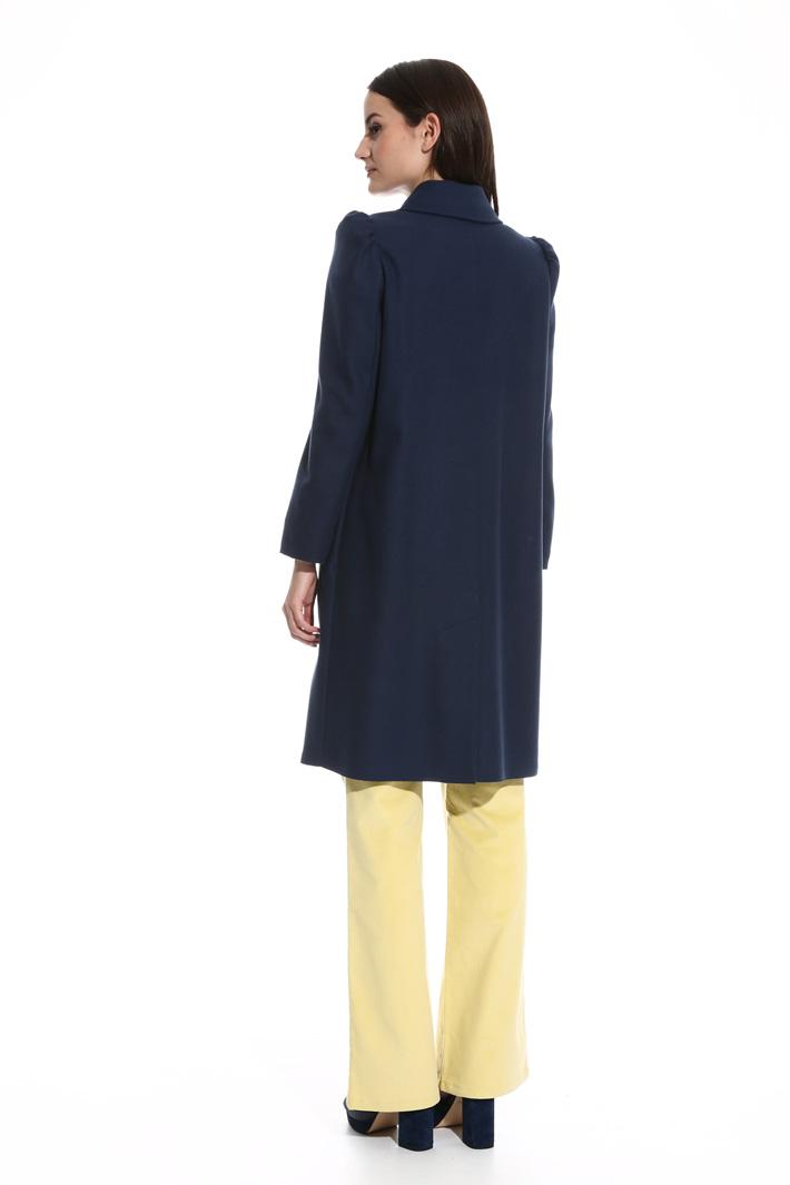 Cappotto in panno leggero Fashion Market