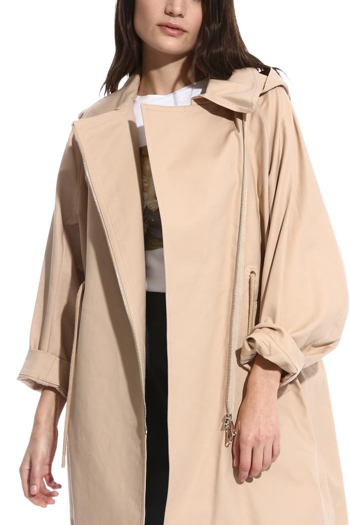 Parka in cotone tecnico Fashion Market
