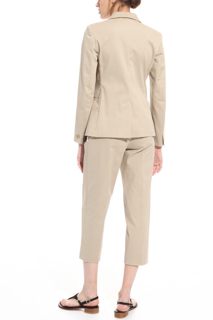 Giacca con revers sartoriale Fashion Market