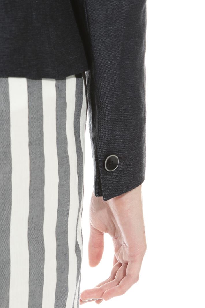 Giacca in lino e cotone Fashion Market