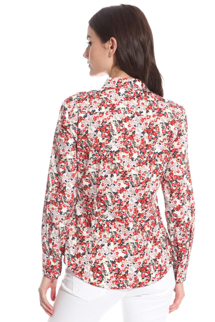 Camicia stampata all over Fashion Market