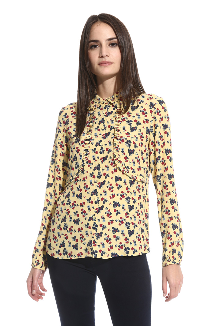 Camicia in crepe fluido Fashion Market