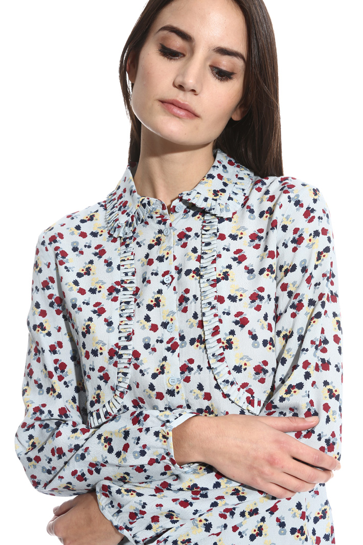 Camicia in crepe fluido Fashion Market