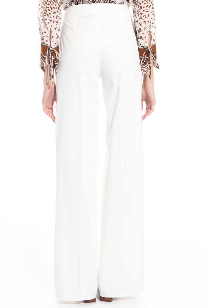 Pantalone con gamba dritta Fashion Market