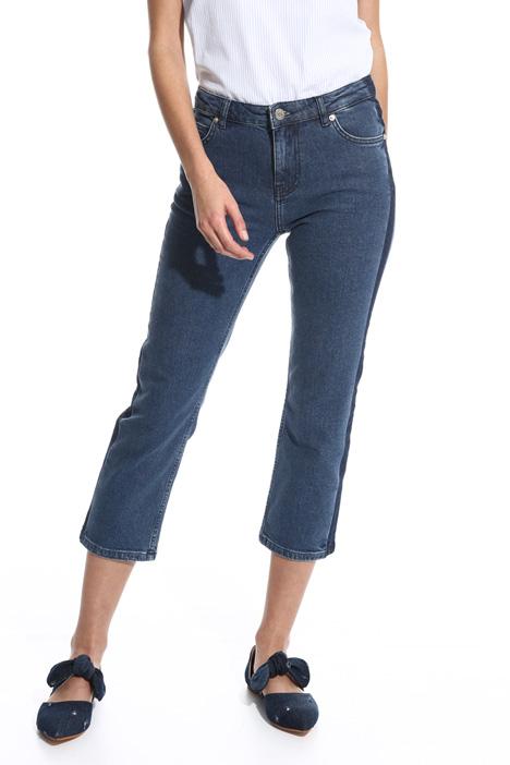 Jeans Capri aderente Fashion Market