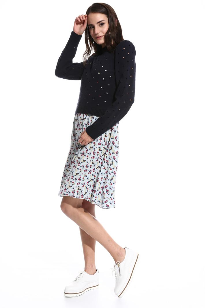 Abito con maglia abbinata Fashion Market