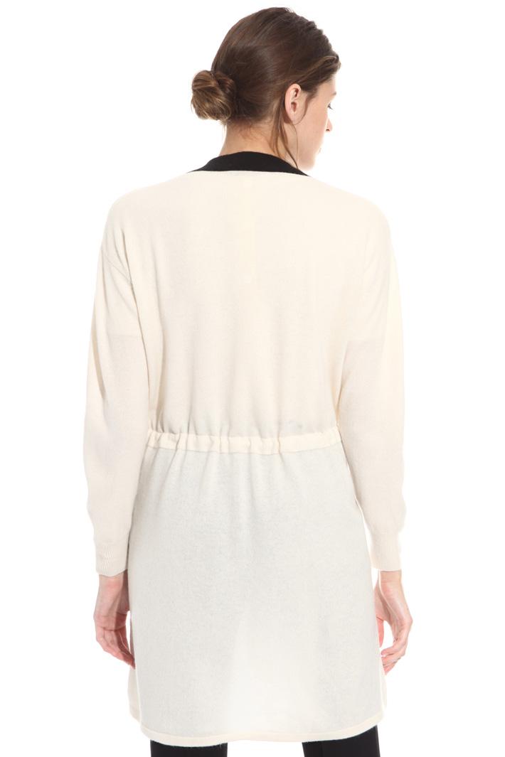 Cardigan in cashmere e lana Fashion Market