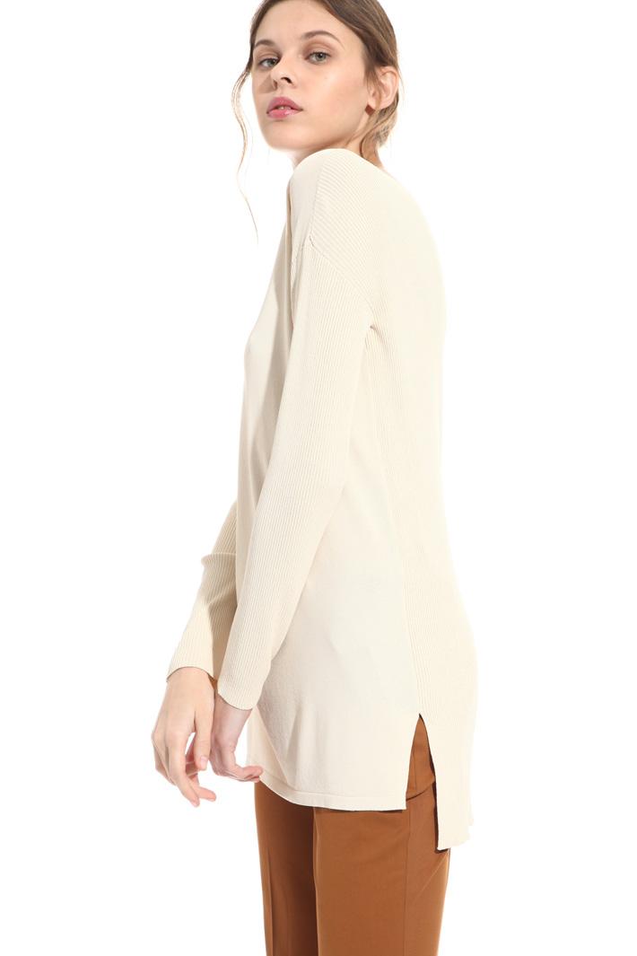 Maglia lunga in viscosa Fashion Market