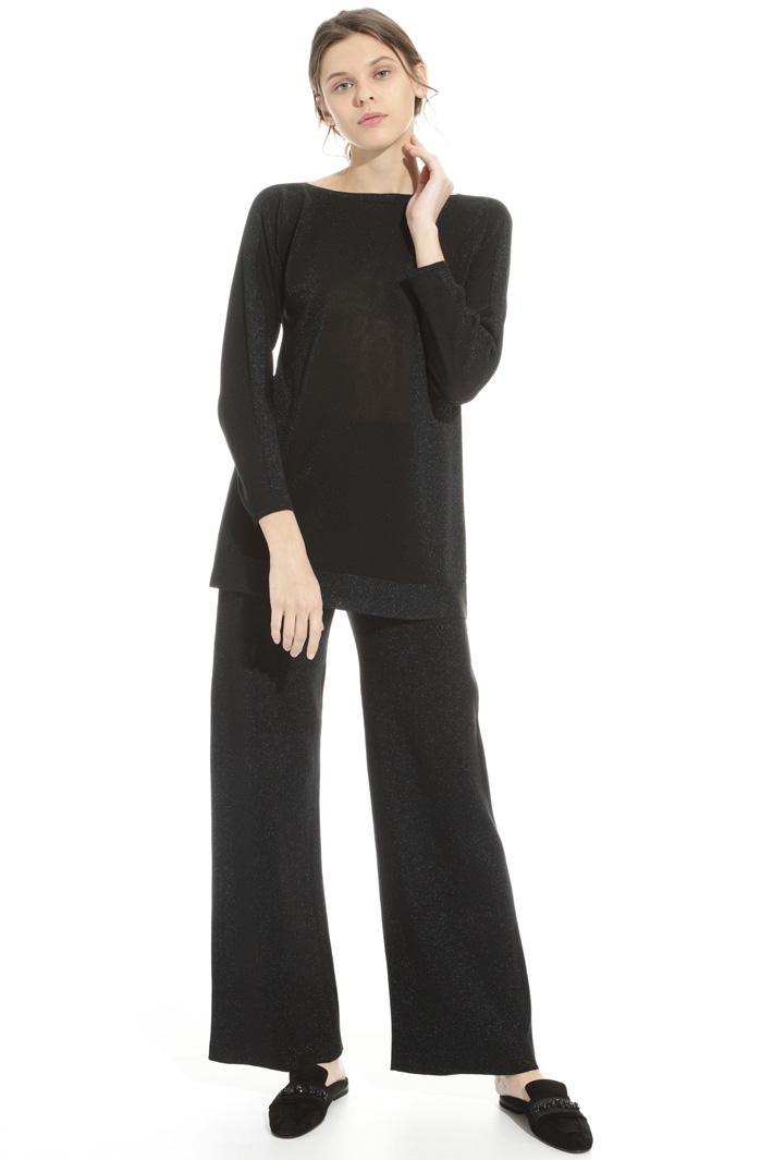 Maglia in filato lurex Fashion Market
