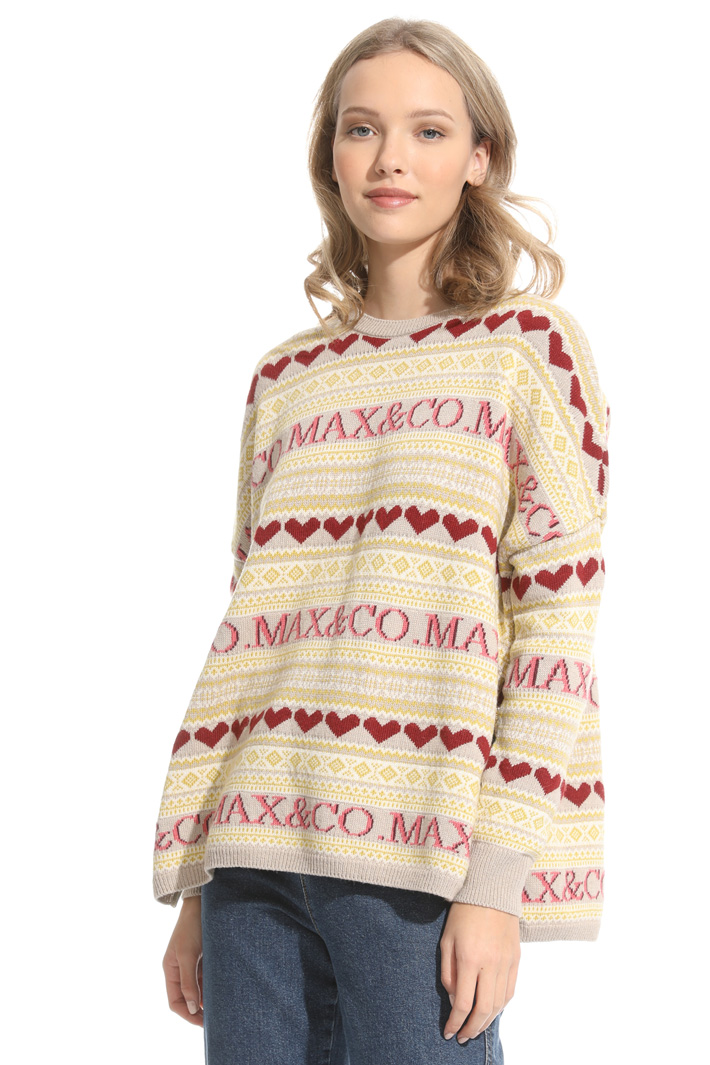 Maglia morbida in lana Fashion Market