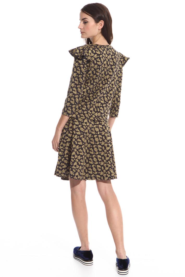 Completo in jersey jacquard Fashion Market