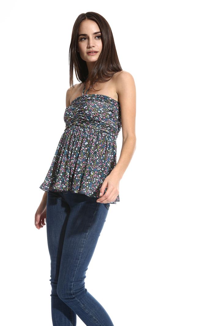 Top a fascia in jersey Fashion Market