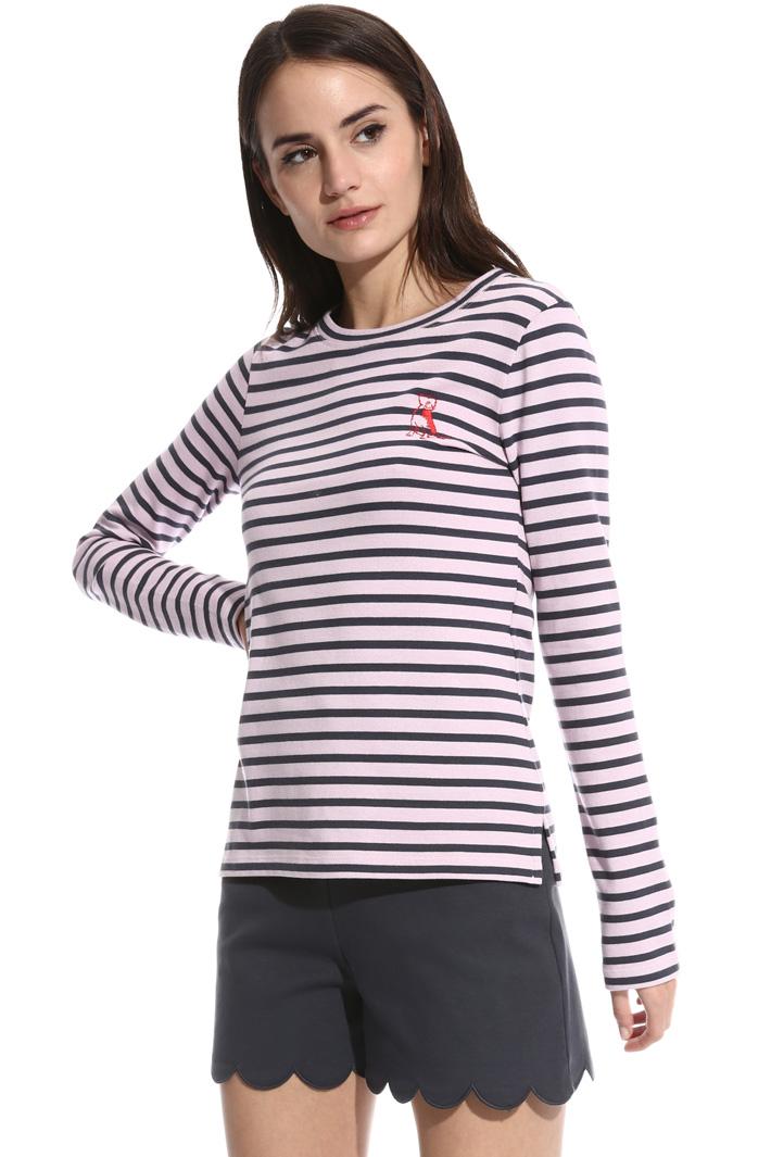 T-shirt in jersey pesante Fashion Market