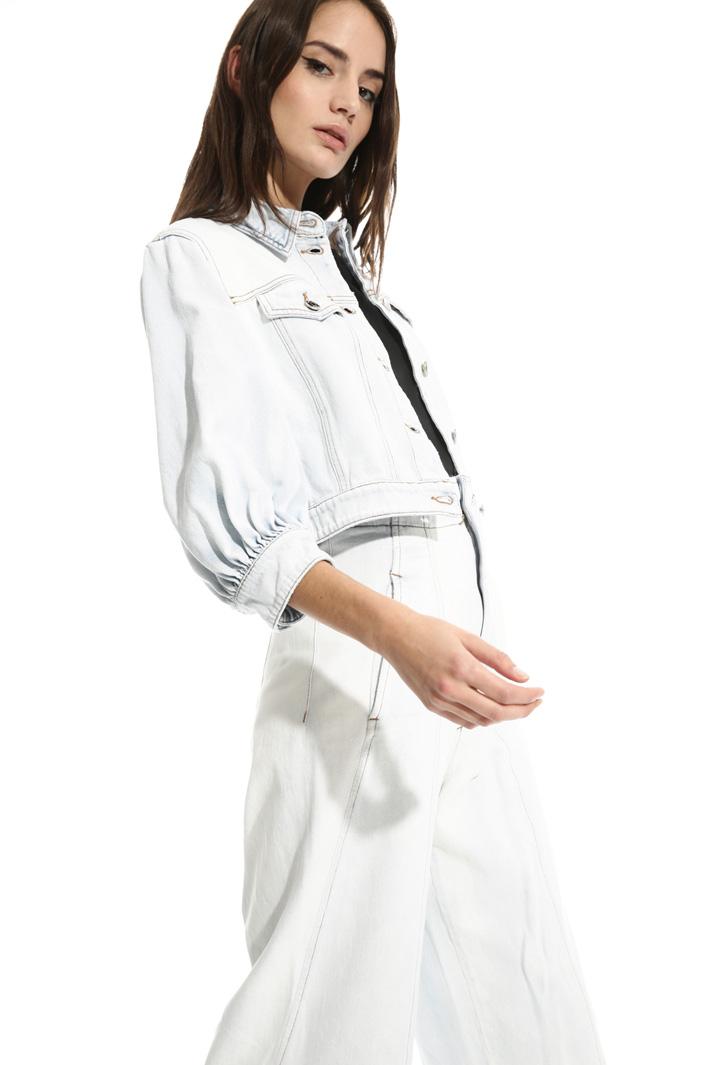 Giacca in denim di cotone Fashion Market