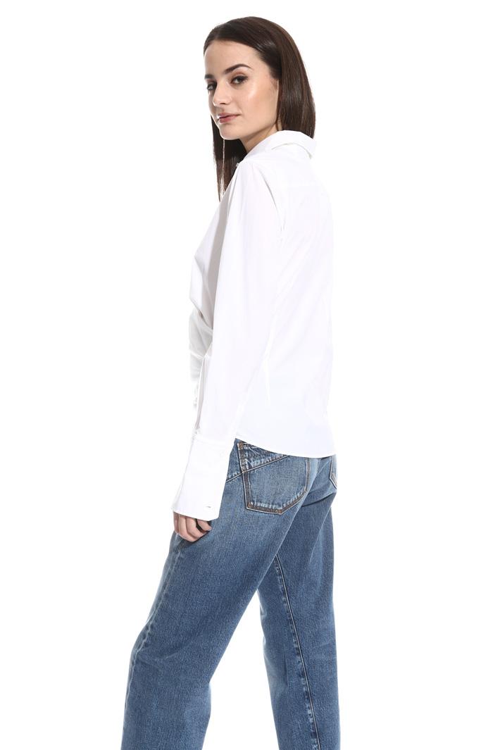 Camicia asimmetrica Fashion Market