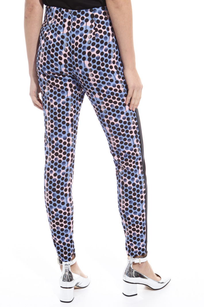 Leggings stampa all over Fashion Market