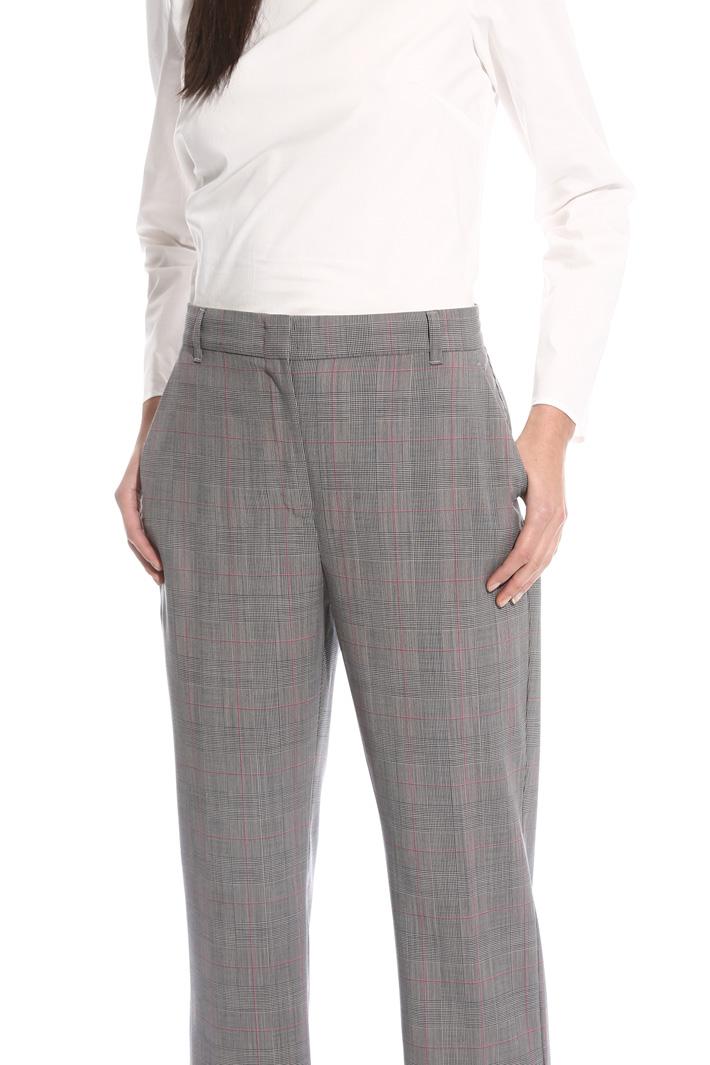 Pantalone in fresco di lana Fashion Market