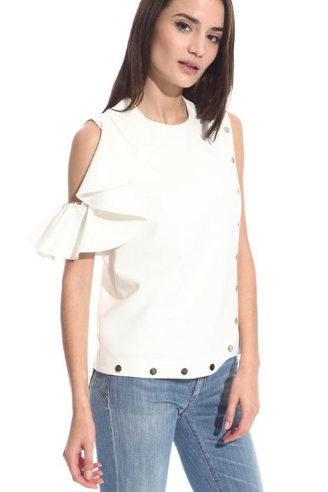 Top con spalla scesa Fashion Market