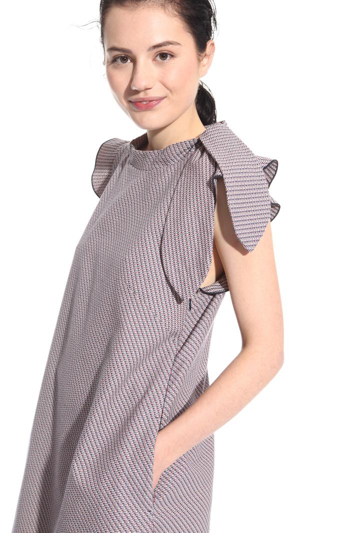 Abito tubino in cotone stretch Fashion Market