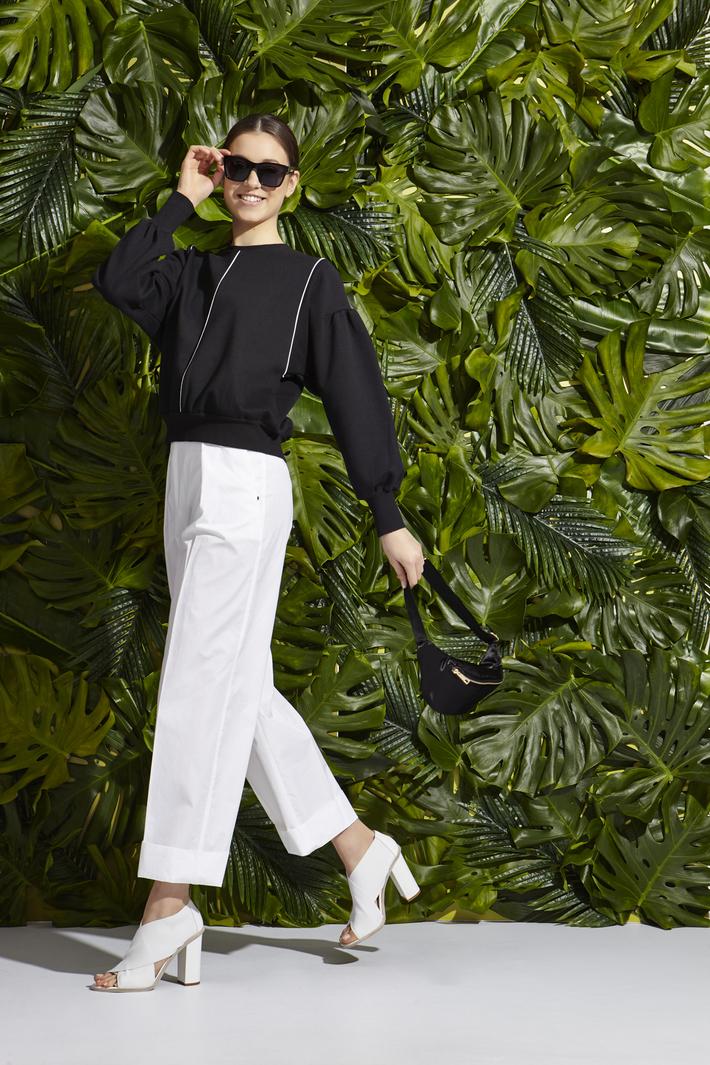 Felpa in cotone Fashion Market