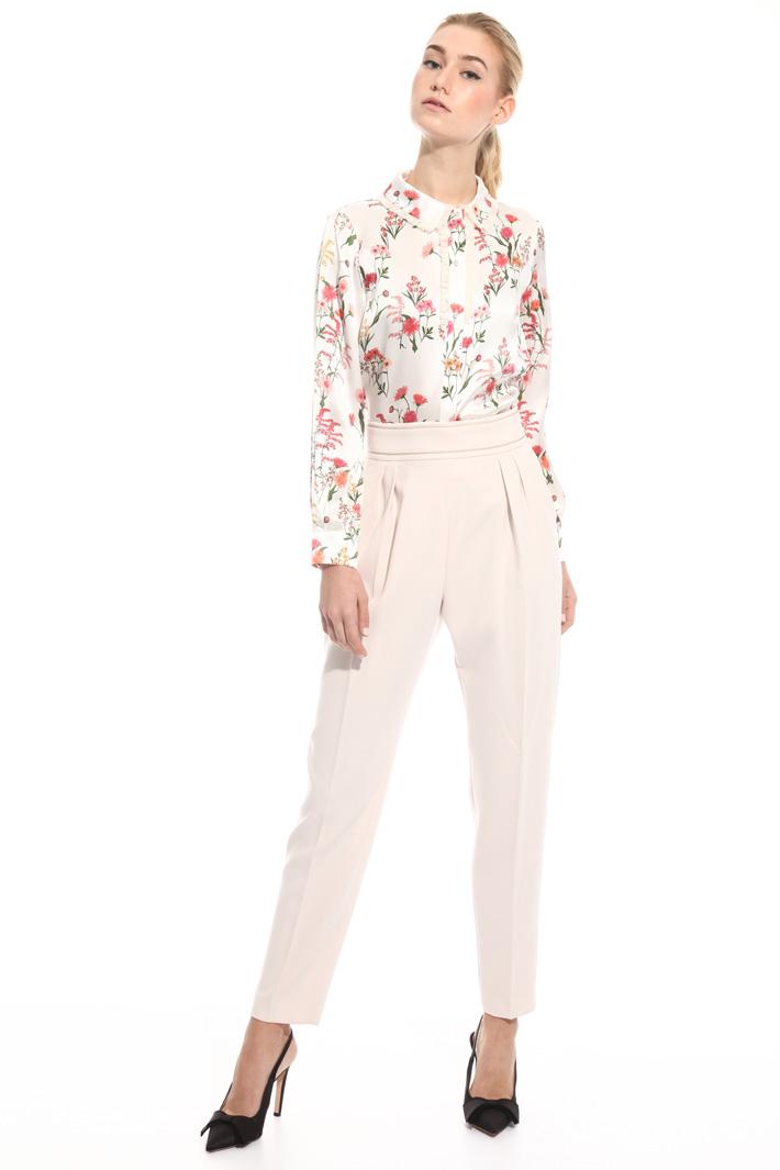 Pantalone in triacetato Fashion Market